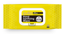 Load image into Gallery viewer, pullio Citrus Hand Sanitizer Wet Wipes (60ct)