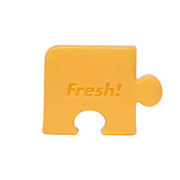 Fresh Food For Skin | Orange Refreshing Puzzle Soap