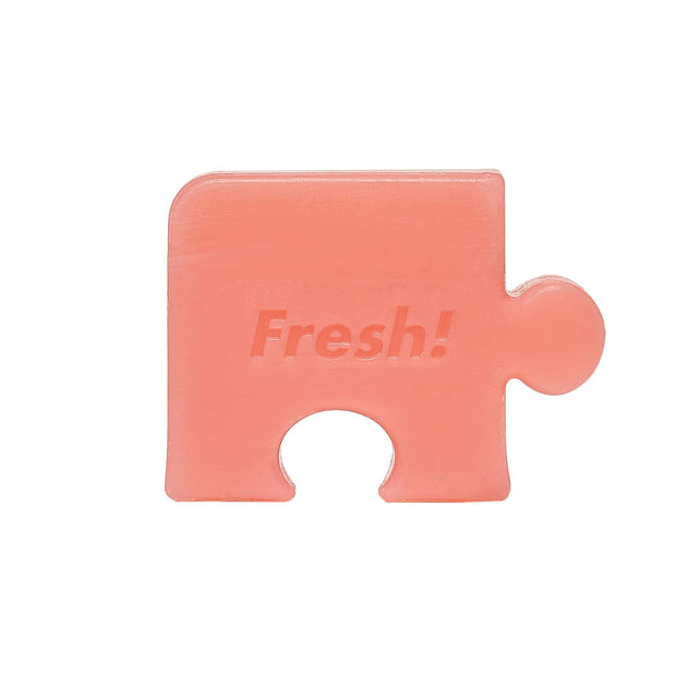 Fresh Food For Skin | Tomato Revitilizing Puzzle Soap