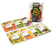 SuperFood Mask for Skin- Package B (7 sheets)