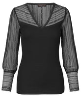 Load image into Gallery viewer, Bayonne Long Sleeve Top