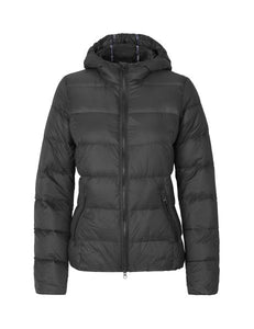 Short Puffy Down Coat