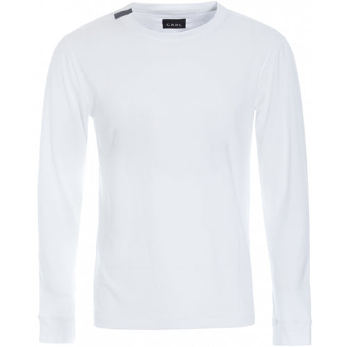 Men's Round Neck Long Sleeve
