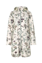 Load image into Gallery viewer, Floral Raincoat