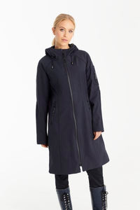 Soft Shell Raincoat Full length