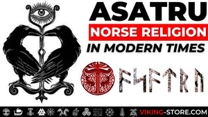 Asatru: the Norse Religion of Modern Times