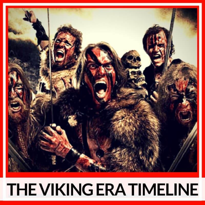 Chronology of the Viking Age