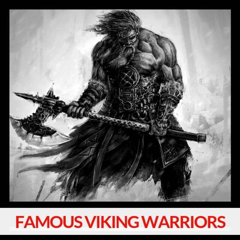 The Most Famous Vikings - Step-by-step Presentation