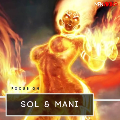Sol & Mani: God of the Sun and the Moon