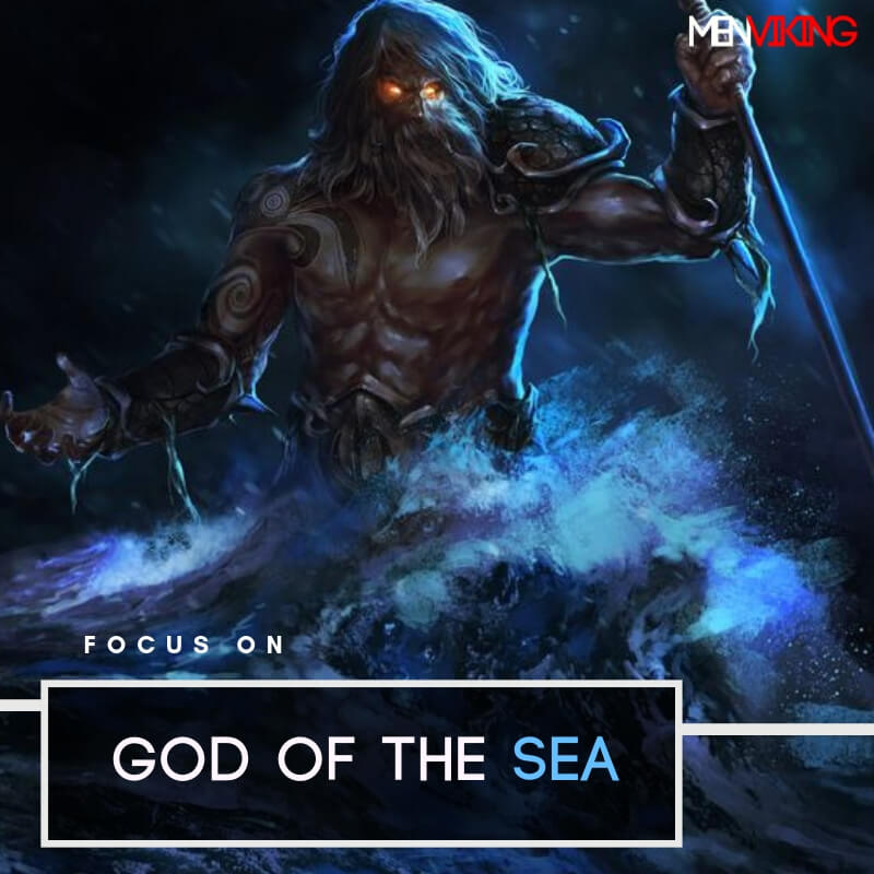 Aegir and Ran: God of the Sea and Oceans