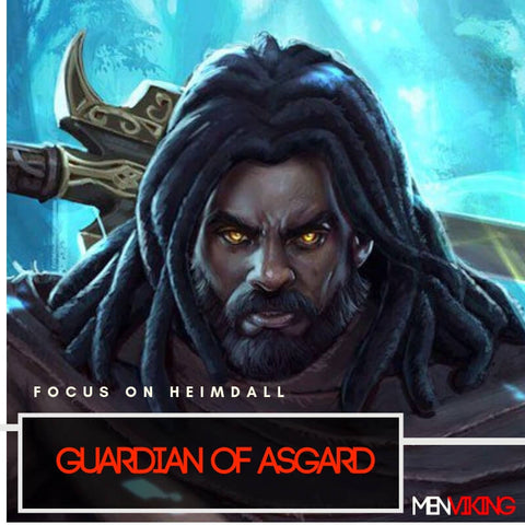 Heimdall, the Guardian of Asgard
