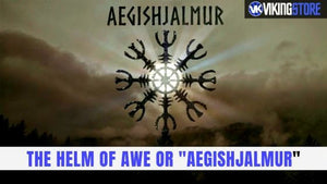 "The Helm of Awe or ""Aegishjalmur"""
