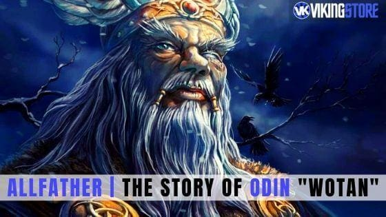 "ALLFATHER | The story of Odin ""Wotan"" 