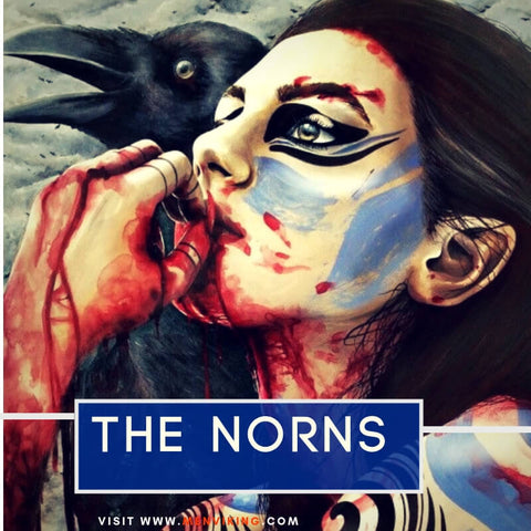 THE NORNS: Norse Goddess of Destiny