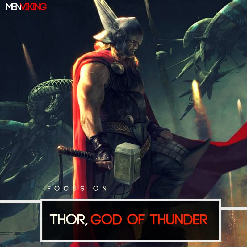 Thor: The Viking God and his Hammer