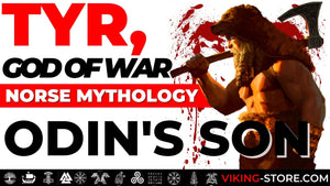 Tyr - The Norse Gods of Law & War