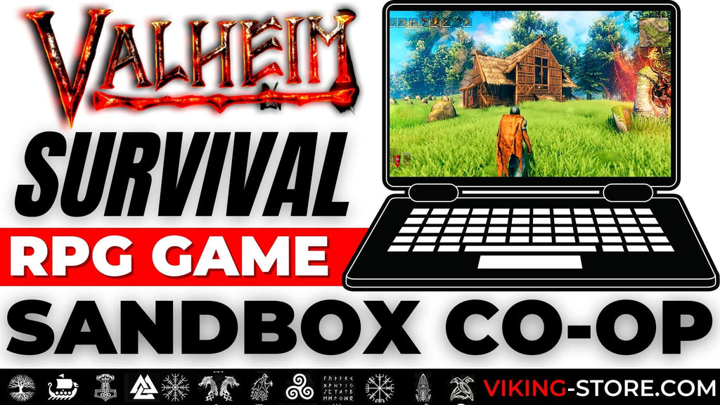 Valheim; The Viking Video Game [RPG] You Gonna Destroy!