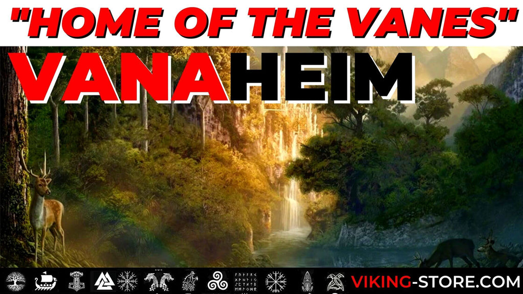 Vanaheim: Home of the Vanes (Old Norse Gods)