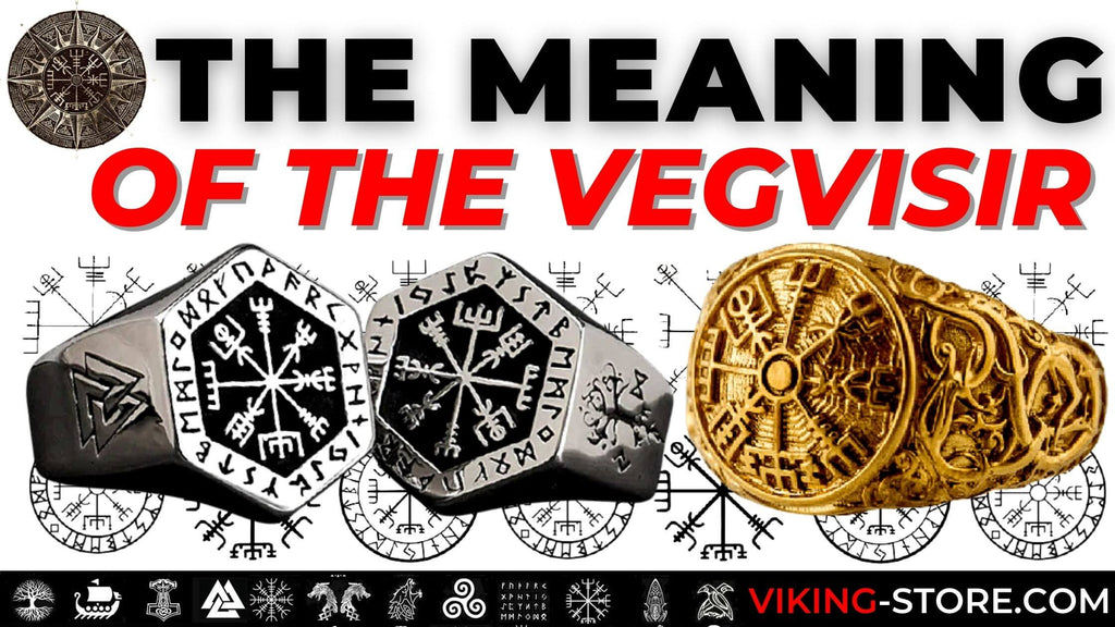 Vegvisir / Viking Compass | Norse Runic Symbol of Protection