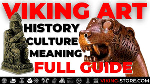 Viking Art: History of Sculpture, Carvings & Metalwork