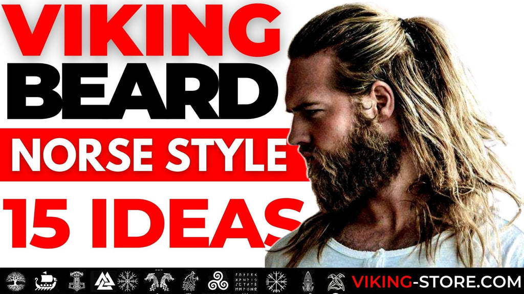 Viking Beard: 15 ideas to adopt the Viking Beard