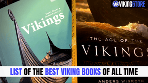 📖 The List of the Best Viking Books of all time [Norse Mythology]