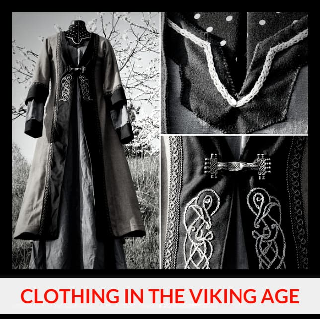 Viking Clothing What Kind Of Clothes Did The Vikings Wear Viking Store