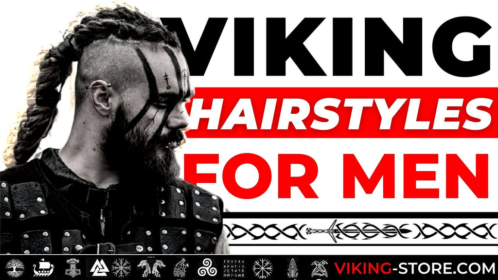 Viking Hairstyles For Men / Best & Badaas Ideas for you.
