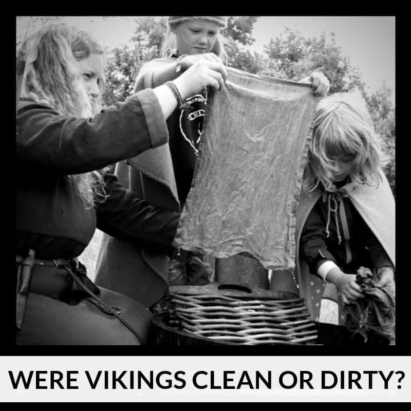 Viking hygiene | Were Vikings clean or dirty?