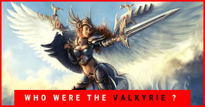 Who were the valkyrie ? Warrior women and Odin's servants