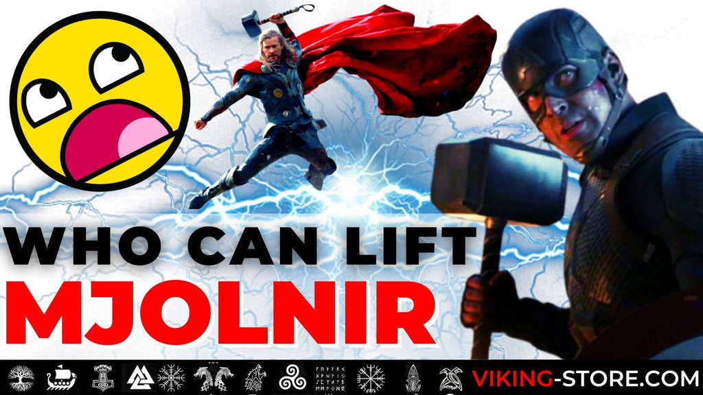 Who can lift Thor's Hammer? [TOP 10 People Who Can]