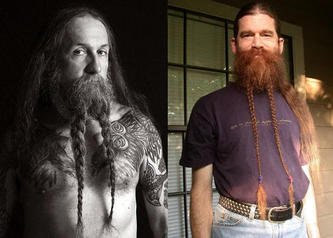 Double-braid-viking-beard