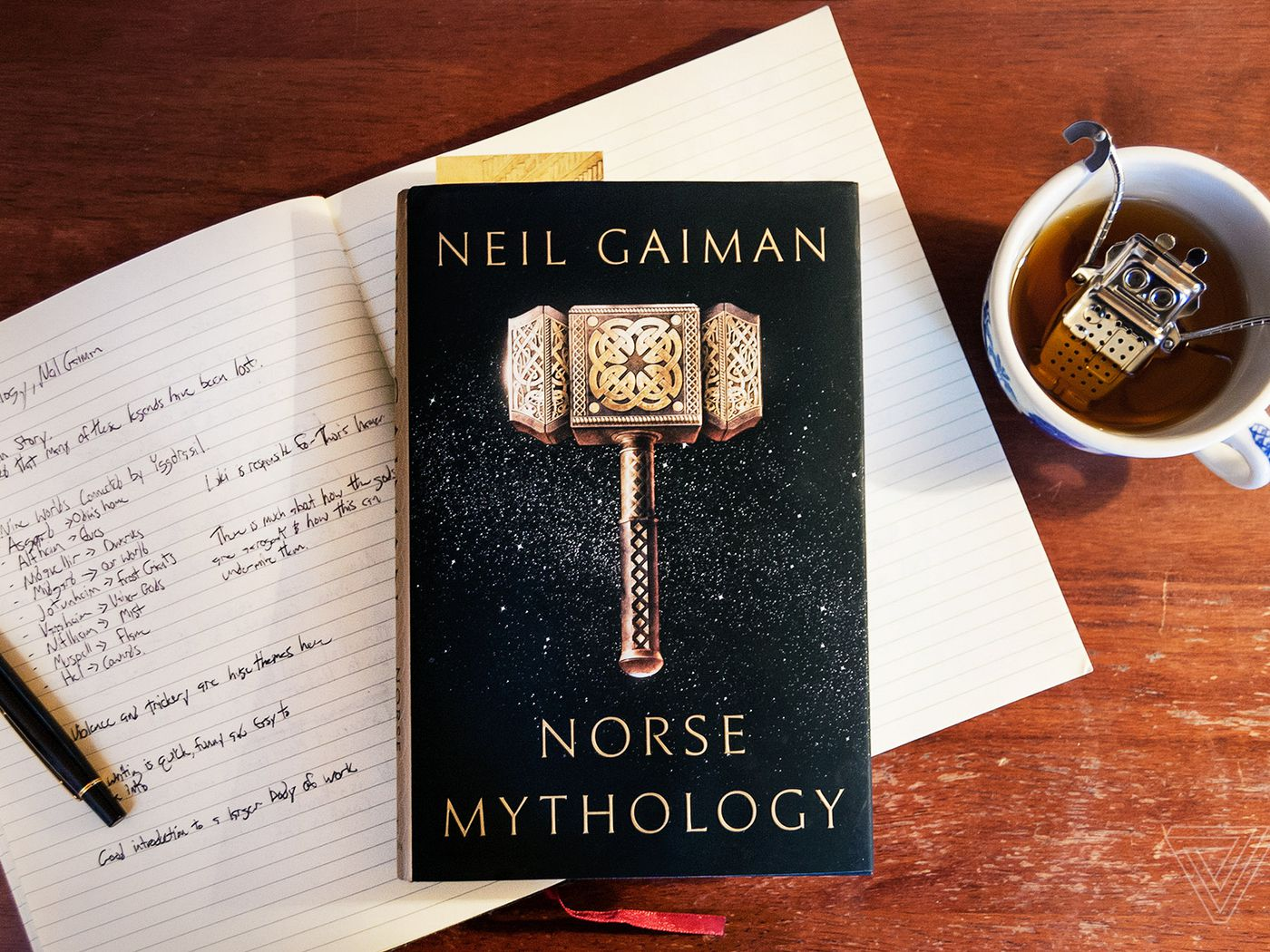 Viking Mythology Neil Gaiman