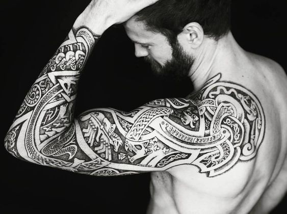 viking-tattoo