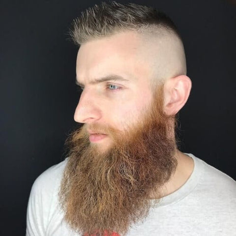 unrully viking beard