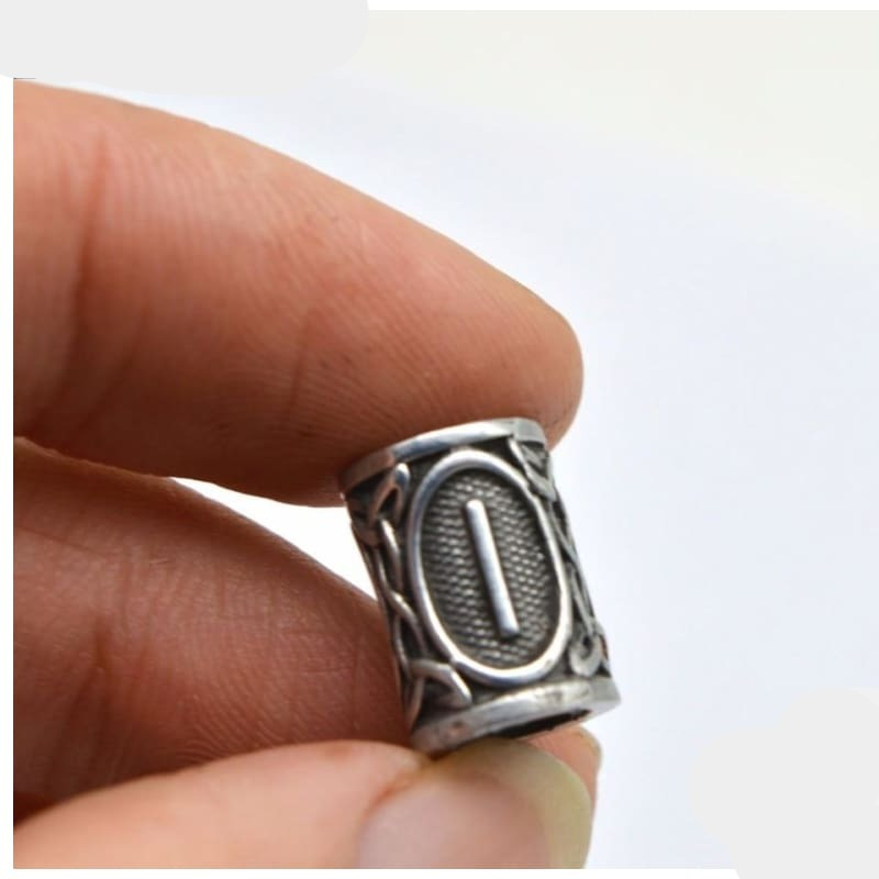 Viking Beads for Beards - Runes