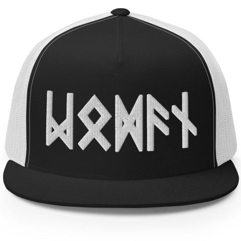 Odin Old Futhark (Viking Trucker Cap)