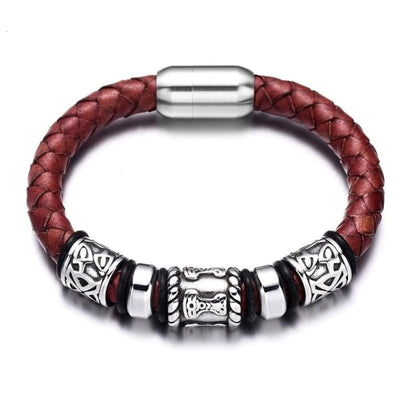5pcs Viking Tube Bead 8mm - 200000142