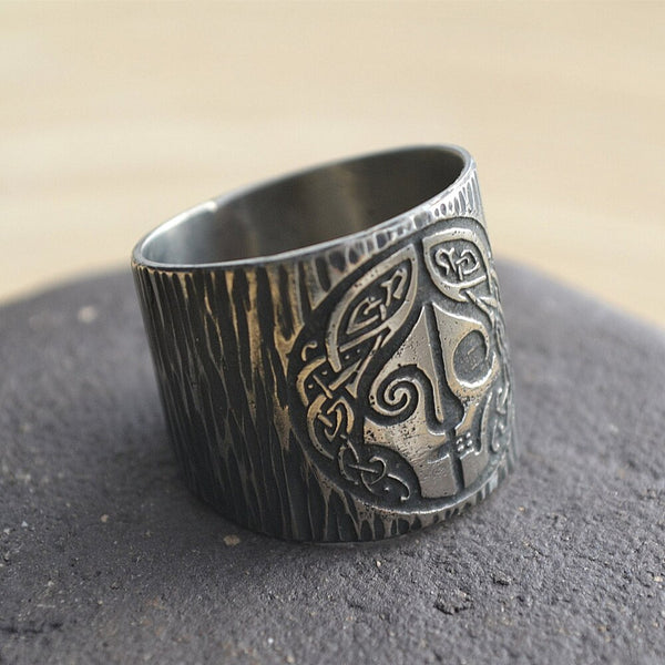 Hel Goddess (Viking Ring)