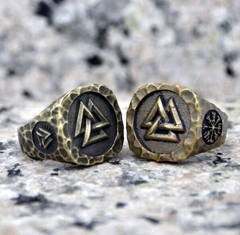 Old Viking Ring