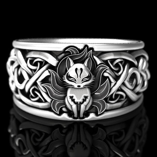 Celtic Fox Ring