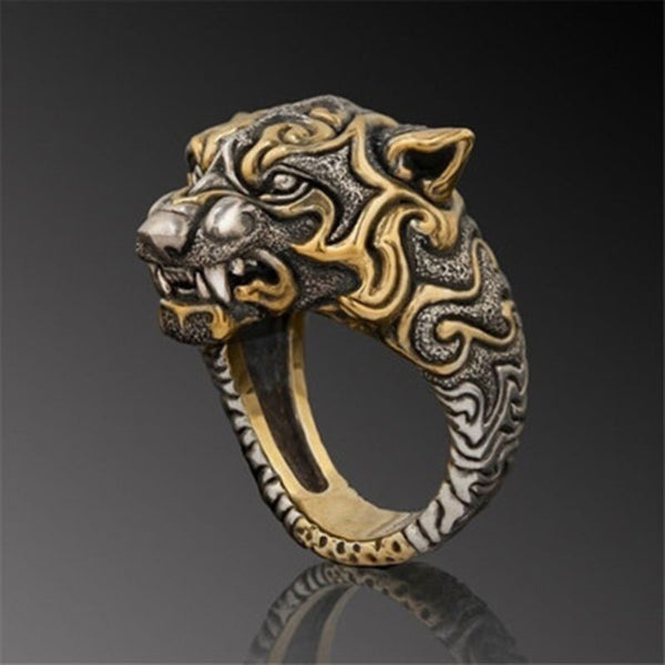Fenrir Ring (Giant Norse Wolf)