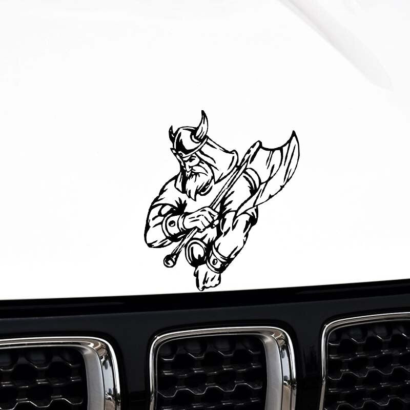 Viking Family Car Stickers