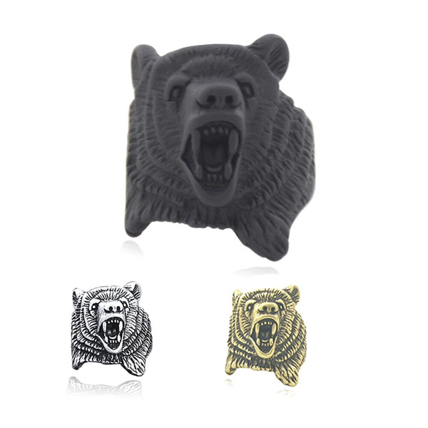 Berzerker (Viking Bear Ring)