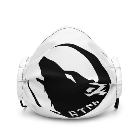 Fenrir Wolf (Viking face mask)