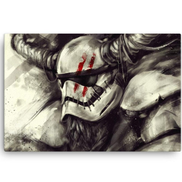 Stormtrooper Viking Canvas