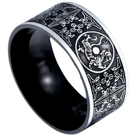 "DRAGON VIKING RING ""FÁFNIR"""