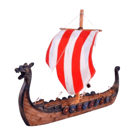 Drakkar (Viking Longship Model)