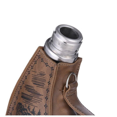 FLASH VIKING DRINKING HORN - 152107