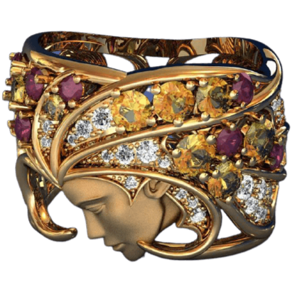 freya-goddess-viking-ring